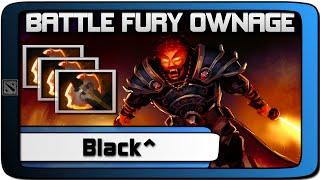 Black^ Ember Spirit Battle Fury Build | 6.84 Dota 2 Play
