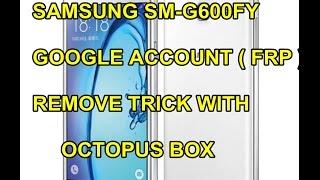 Samsung Sm-g600fy frp lock Remove ( Google Reset ) Trick By Shibu