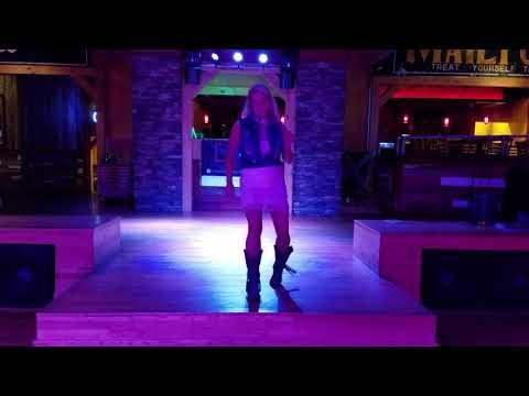 Heartache on the Dance Floor Instructional Line Dance Video