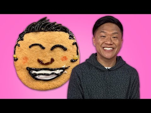 Timothy DeLaGhetto Rap Battles His Cookie Self Portrait | Treat Yourself | Allrecipes.com