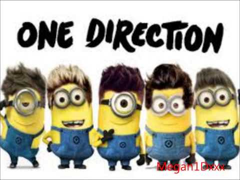 One Direction- Best Song Ever (Official Minion Version)