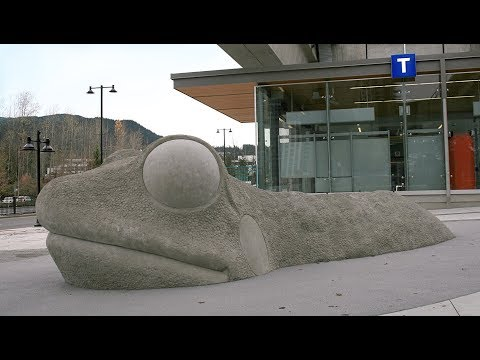 Translake Public Art honors Lafarge Lake Reclamation