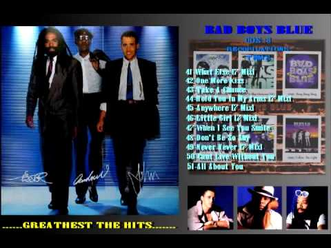 Bad Boys Blue - All About You [Recop..]