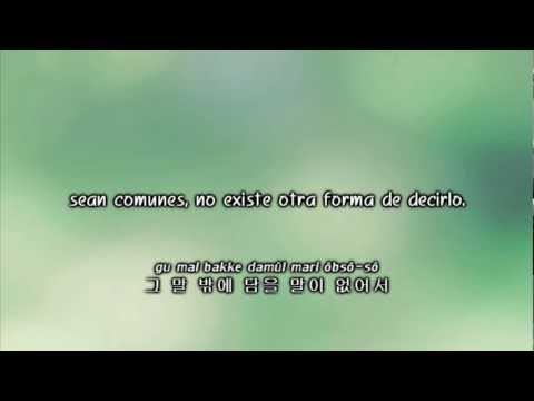 FT ISLAND -  I must confess   |Esp. |Rom. | Han. |