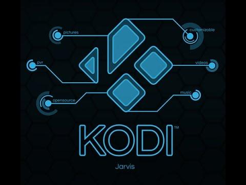 Установка и настройка коди kodi TV для просмотра ТВ