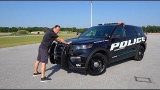 Ford Police Interceptor Videos