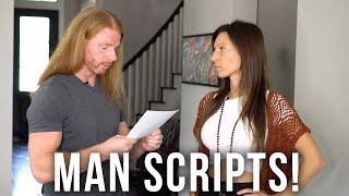 MAN SCRIPTS - H๐w to Never Get In Trouble With Her Again