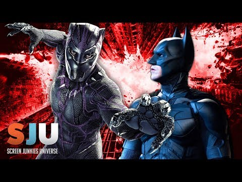 Black Panther Smashes The Dark Knight's Records! - SJU