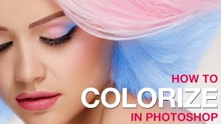 How to Colorize in Photoshop