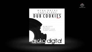 Mega Drive Cartridge - Dub Cookies  -  Arcko Digital