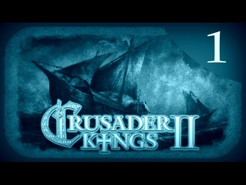 Crusader Kings 2 Reaper's Due - Iceland to Iberia #1 [ HD Gameplay Playthrough ]