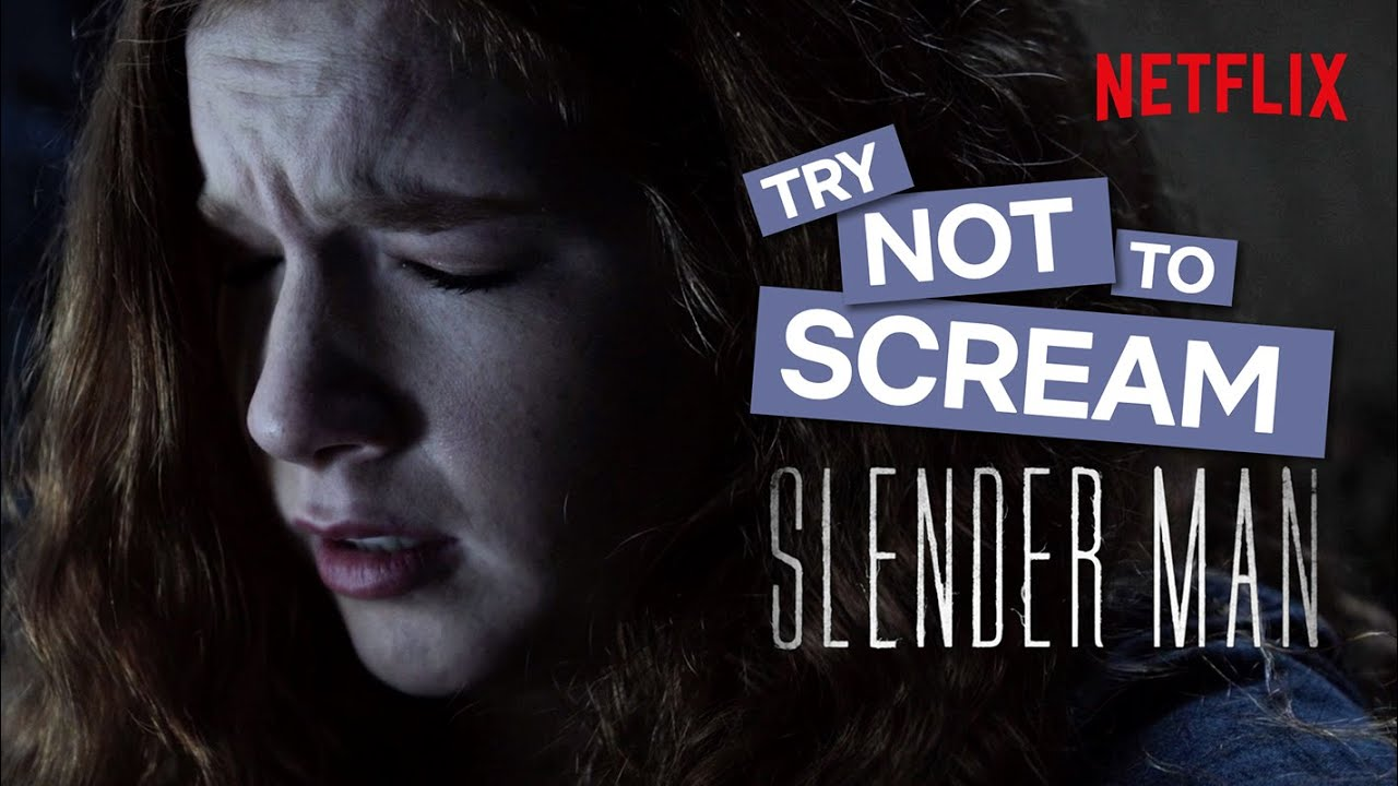 The Scariest Moments In Slender Man