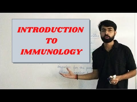 Immunology | Introduction to Immunology. Part -1 | Basics of Immunology