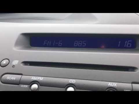 A quick scan through the fm radio stations in St. John's Newfoundland