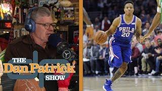Philadelphia 76ers' young talent makes them playoff wild card I NBA I NBC Sports