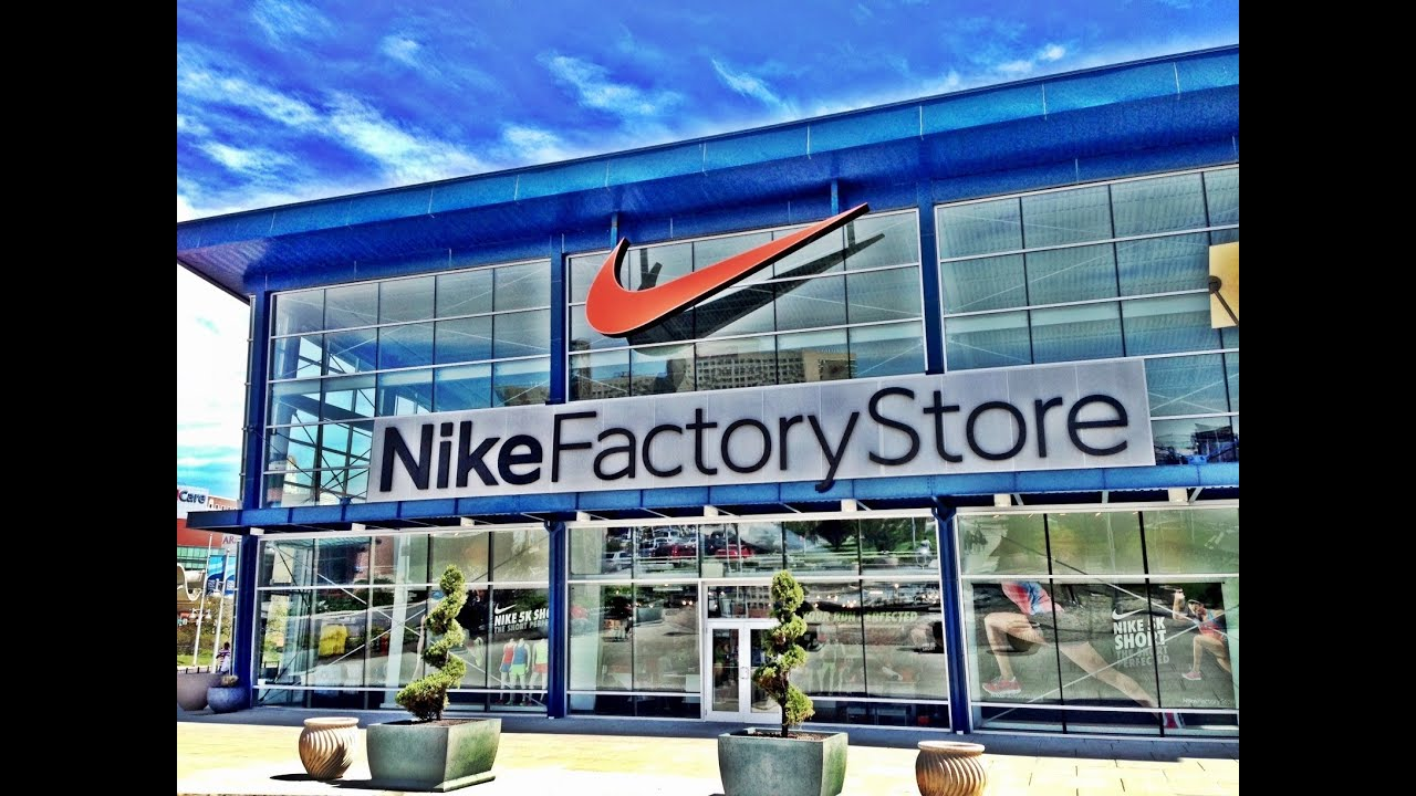 Where Are Nike Factory Outlet