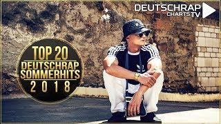 TOP 20 Deutschrap SOMMERHITS | 2018