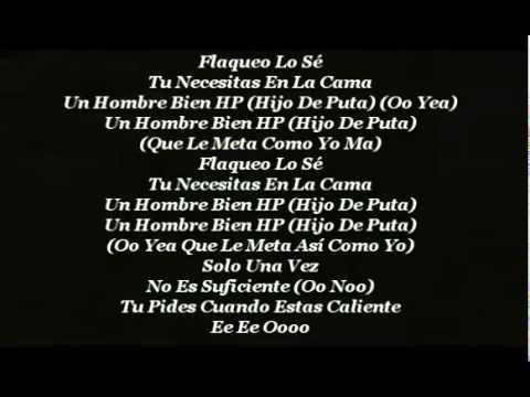 HP   Alexis  Fido (Letra).wmv