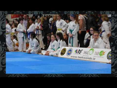 Taekwondo ITA Dublin Open 2017 Moments Part II