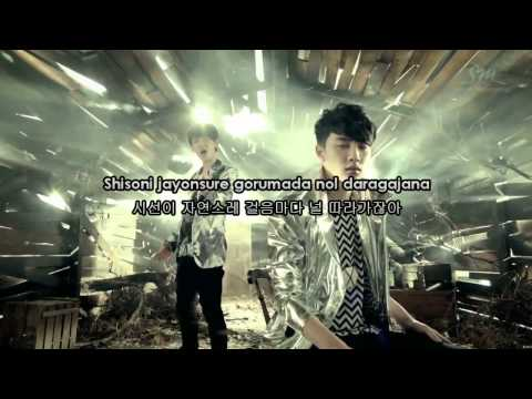 EXO-K (엑소케이) - Don't Go (나비소녀) Karaoke