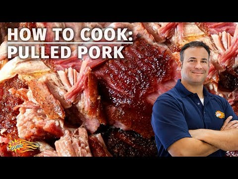 How to Cook Pulled Pork - BBQ Guru Barbecue Recipe
