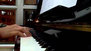 嵐 - シルバーリング 耳コピ (ピアノ)