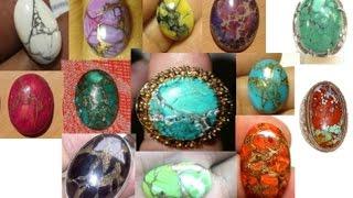 vuclip Jenis-jenis Batu Akik Pirus di Dunia !! -[onthespotnews]