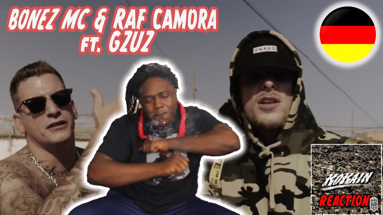 GERMAN RAP REACTION | BONEZ MC & RAF CAMORA feat. GZUZ - KOKAIN (prod. by The Cratez) CUT