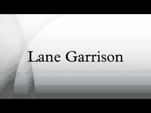 Lane Garrison