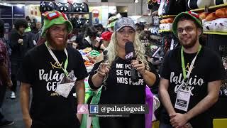 Feira BGS - Brasil Game Show - Realizado no dia 10 á 14 de Outubro de 2018 - Expo Center Norte SP.