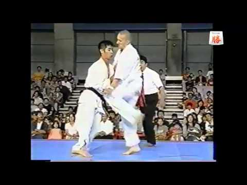 Kyokushin Karate Tournament