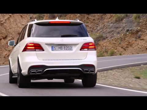 2016 Mercedes-AMG GLE 63 S video presentation