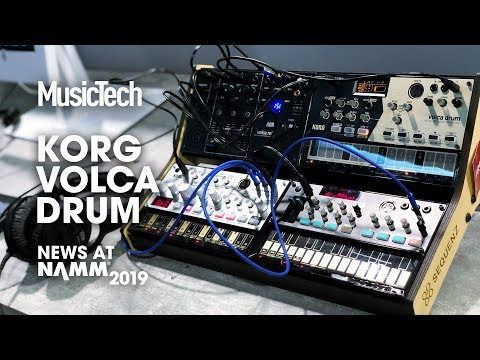 NAMM 2019: Eight best synths, samplers and hardware