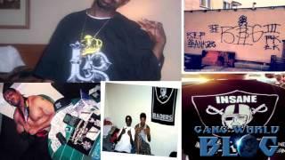 Insane Crip Gang Tray Deee's Hood (Long Beach)