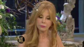 La noche de Mirtha Legrand - El tenso cruce entre Graciela Alfano y Mirtha Legrand
