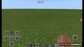 Minecraft tarla makinesi yapımı