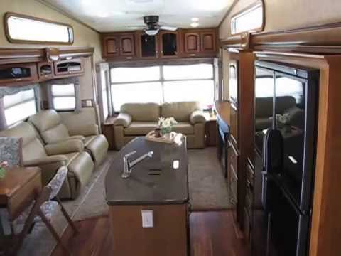 2012 Crossroads Rushmore 39 Fifth Wheel For Sale Youtube