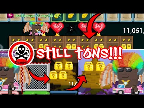 ☠️ TONS OF WL SEEDS AND TREES STILL IN GROWTOPIA! ☠️