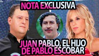 ¿Cómo es la vida de la hermana de Juan Pablo, hija de Pablo Escobar?