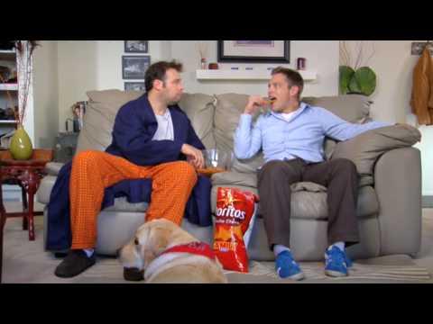 Super Bowl Doritos Commercial Dog Buries Cat