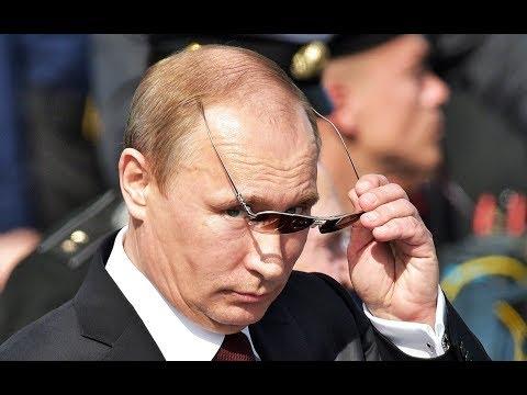 Почему Путин не занимается внутренней политикой. Пякин В.В.