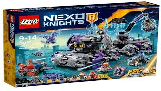 the 2017 lego nexo knights set images!