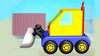 Zeichentrickfilm - Unsere Spielsachen - Kipplaster - Build and Play Puzzles