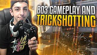 BLACK OPS 3 SNIPER GAMEPLAY AND TRICKSHOTTING!!