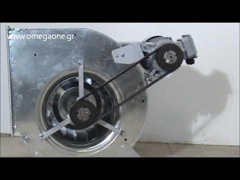 Μοτέρ Εξαερισμού Φούσκας /  Acoustic Kitchen Extract Fan Series