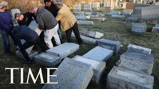 Jewish Leaders Are Demanding White House Action After Another Cemetery Was Vandalized | TIME