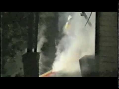 Nightmare on Lime Street: Firefighters battle LIme Street blaze