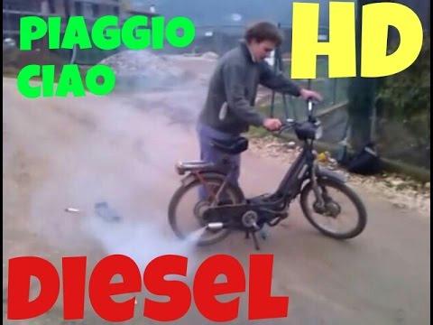CIAO PIAGGIO DIESEL