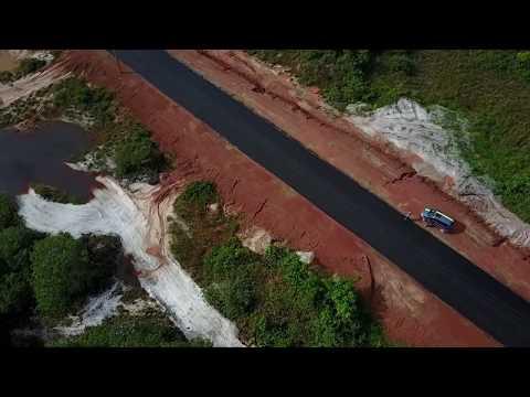 Roadtrip van Paramaribo naar Pikin Saron