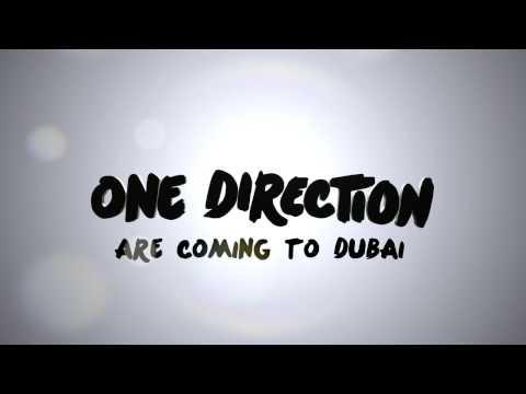 ONE DIRECTION IS COMING TO DUBAI - VIRGIN RADIO 104.4